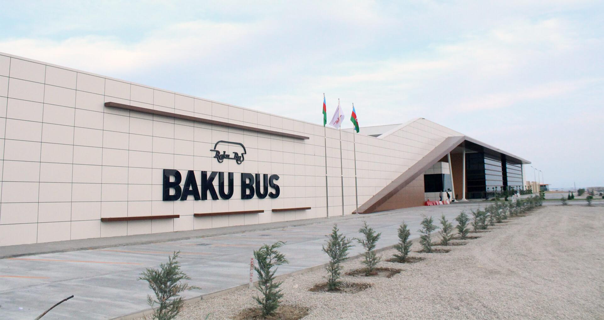 Baku Bus 1