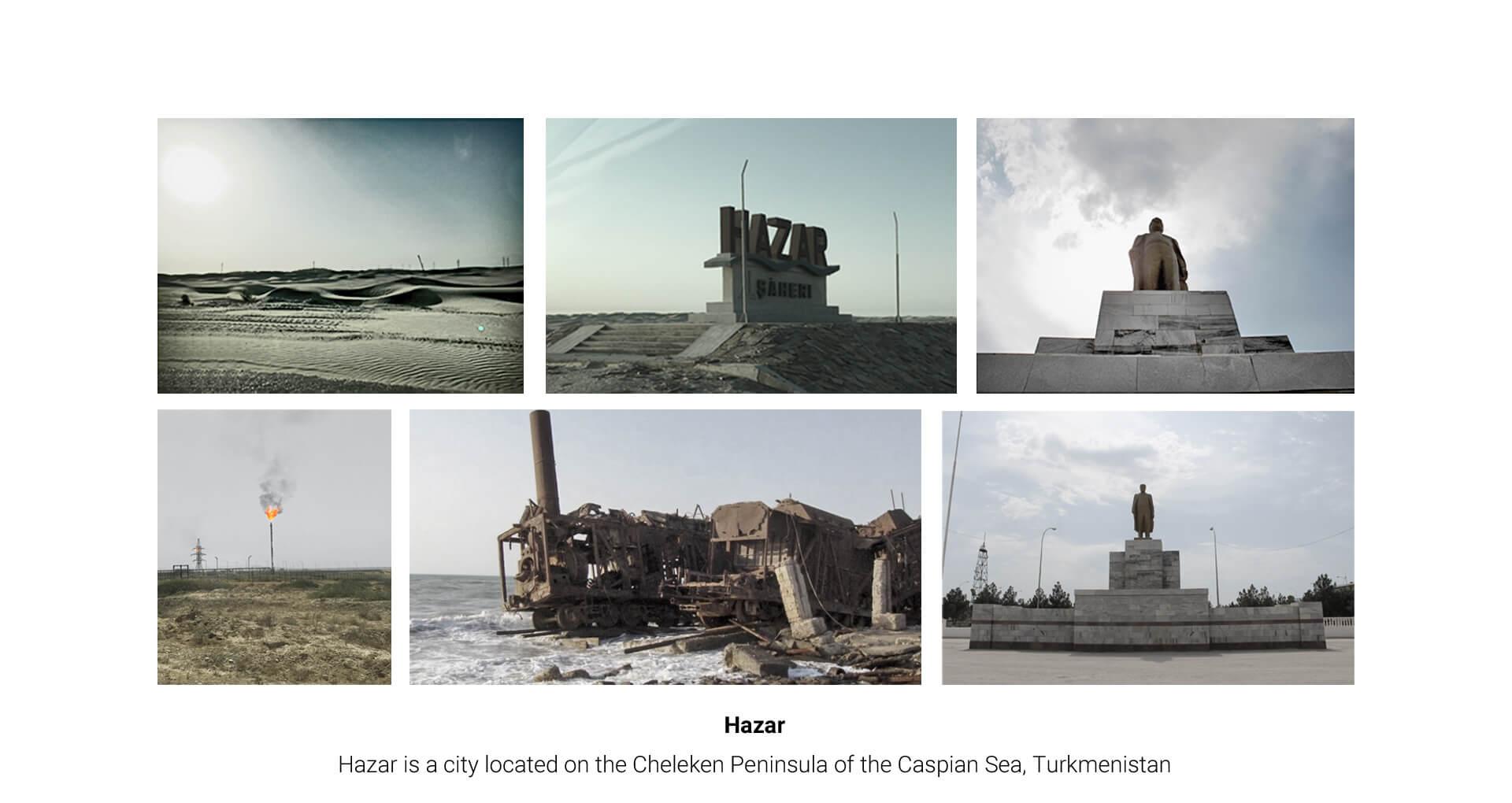 Reconstruction of Culture Centre in Hazar