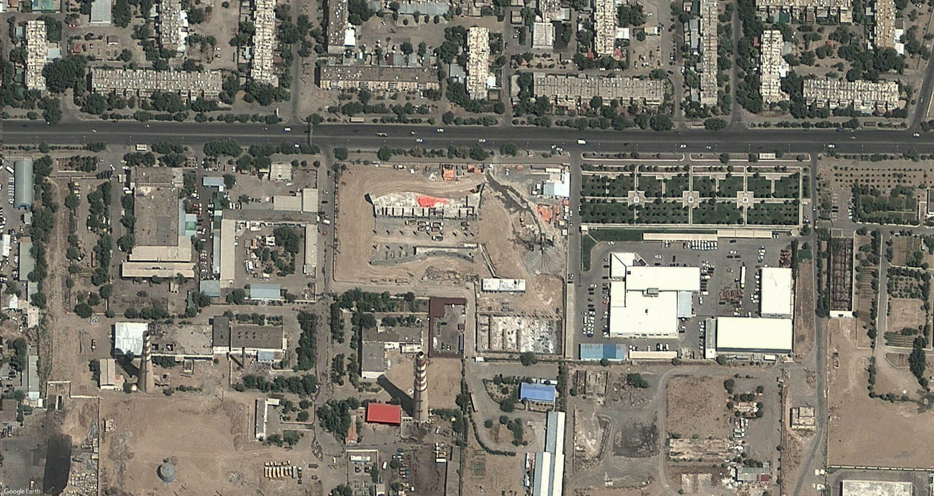 Ashkhabad Kia Center