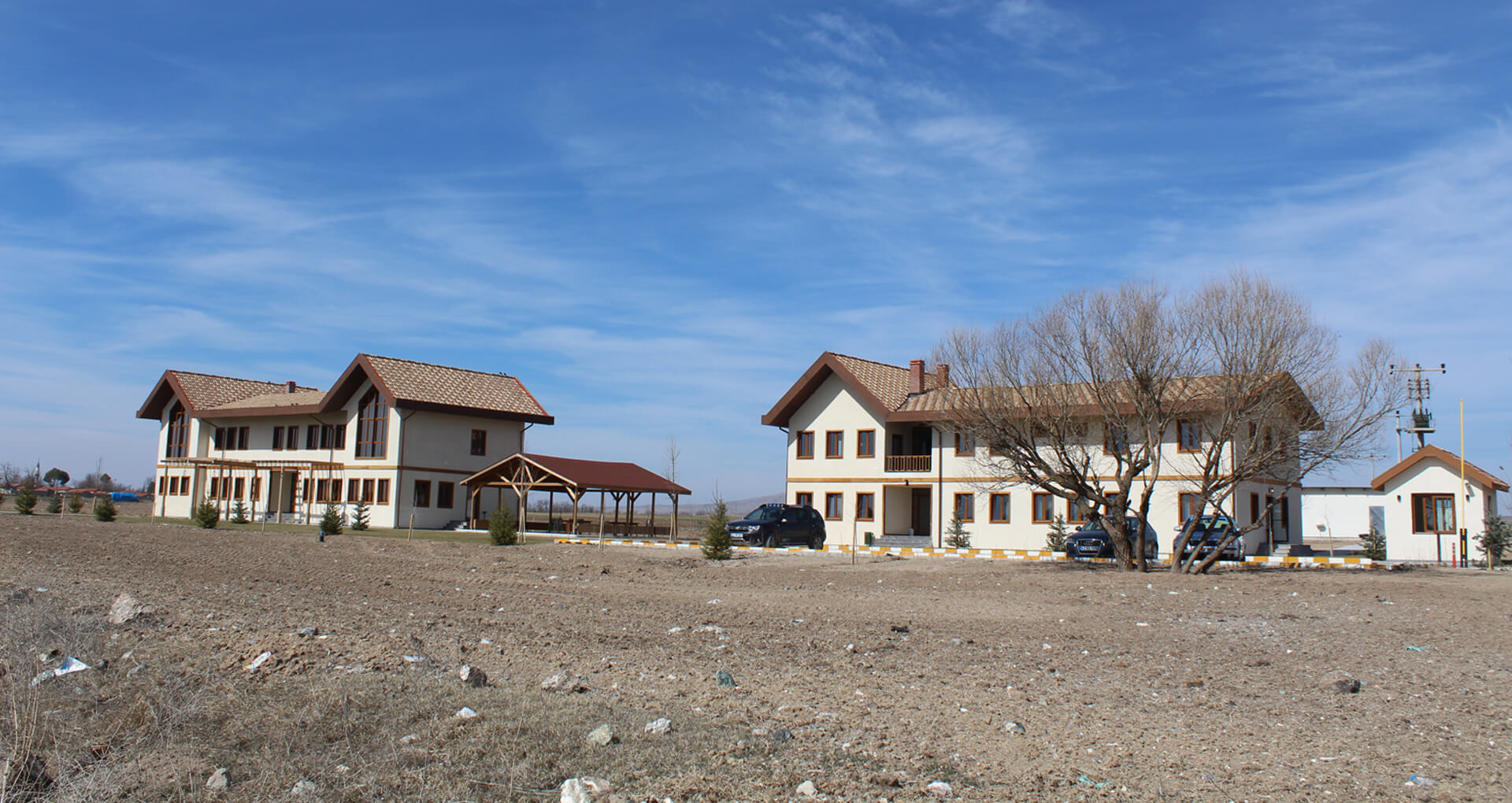 Adatarım Farm Administrative and Accommodation Buildings