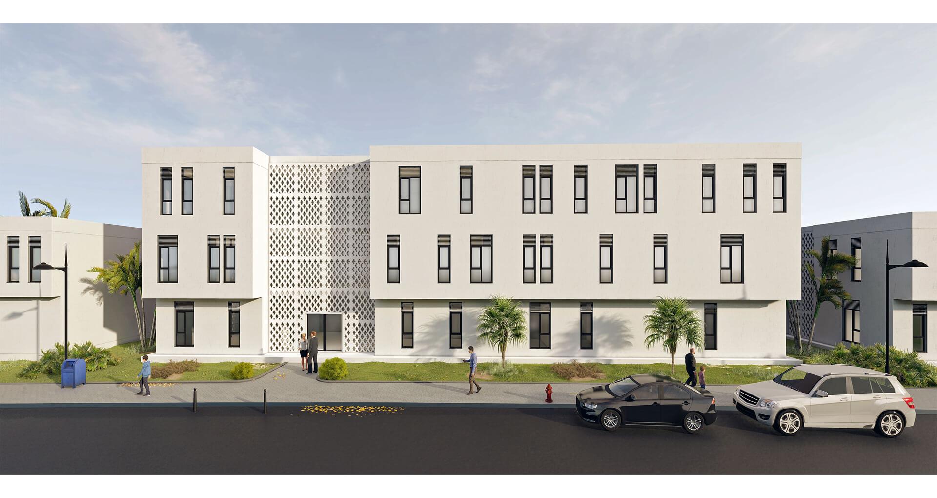 Haiti Social Housing