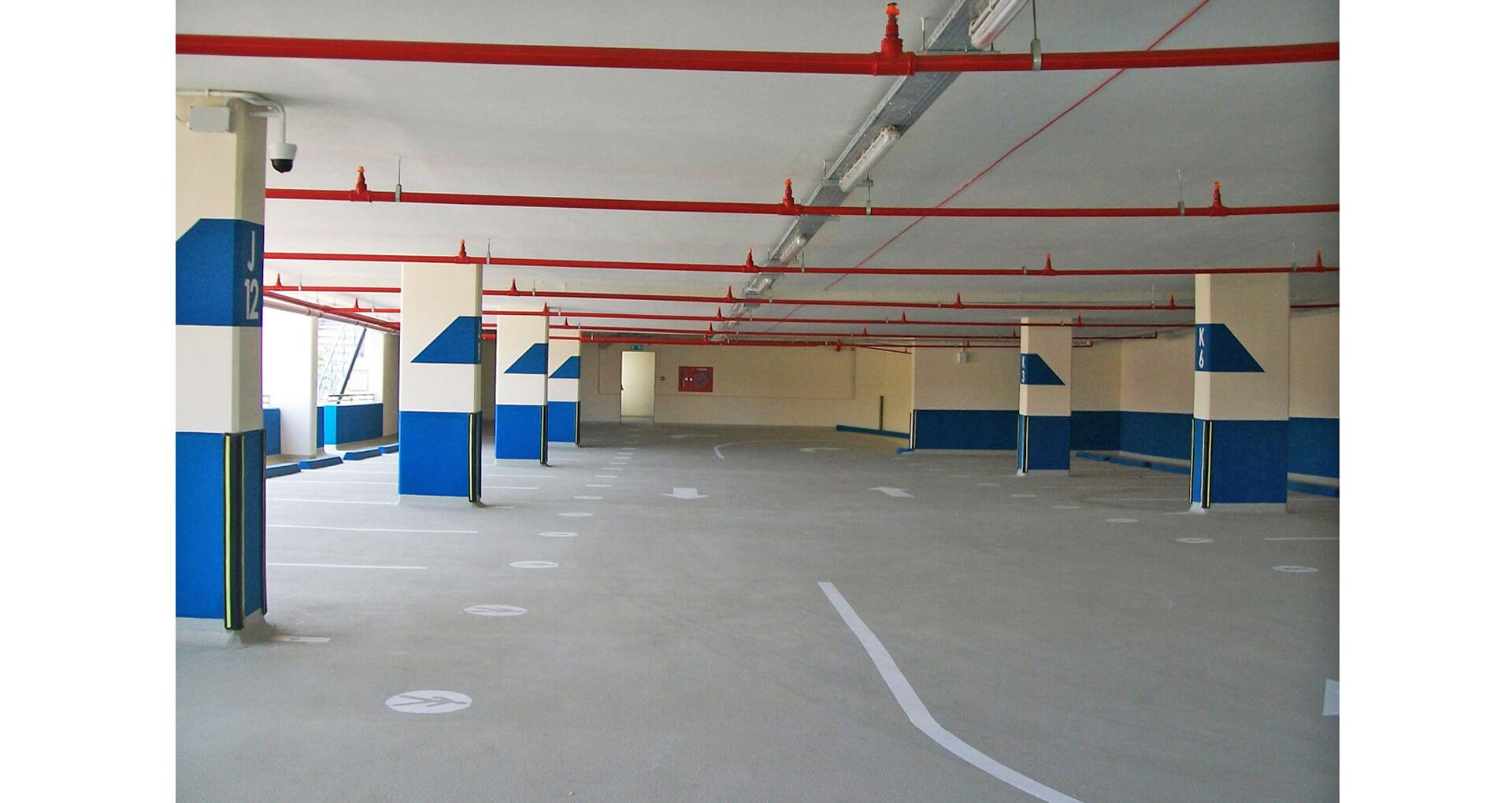 Molokan Car Park