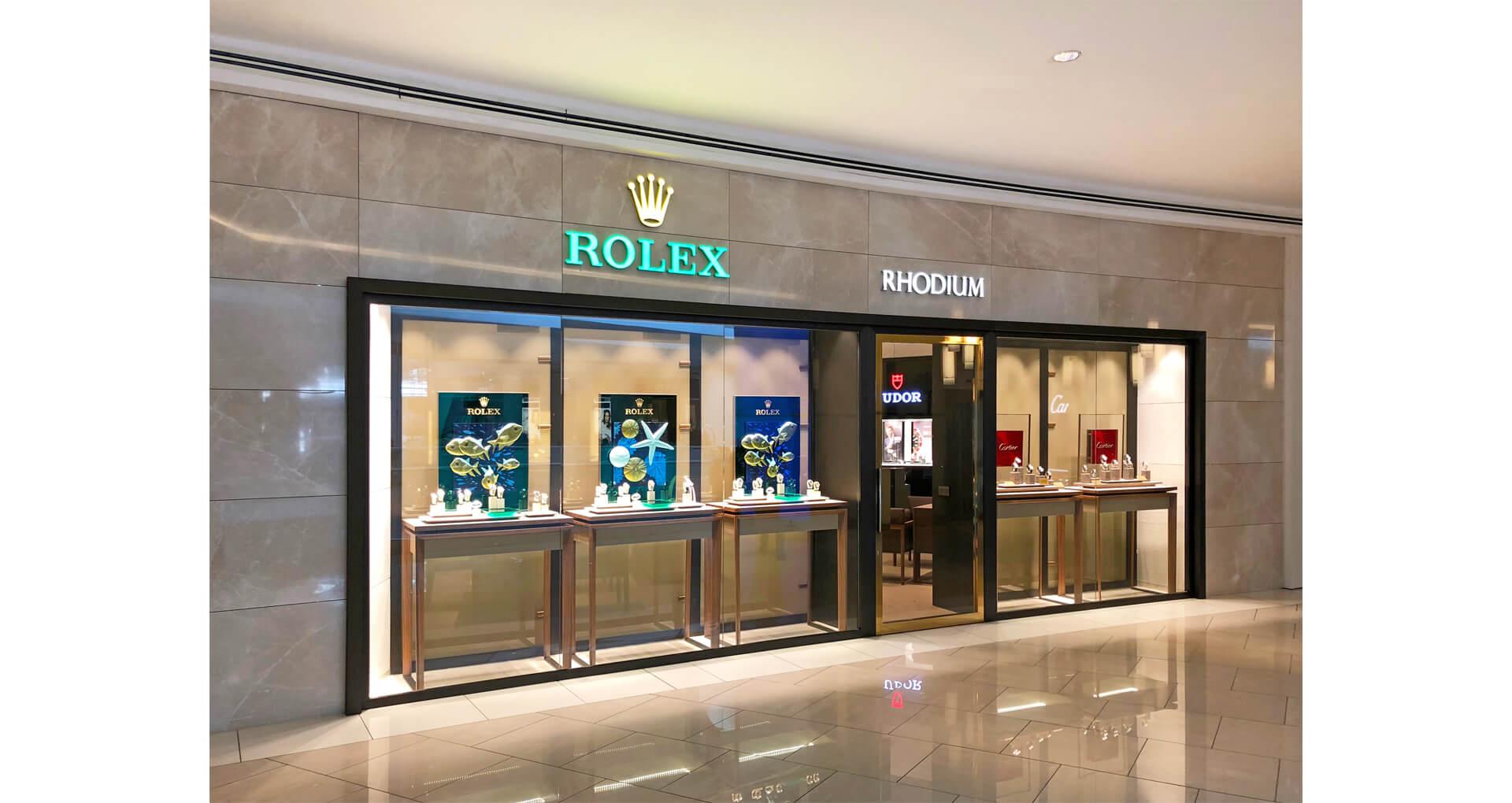 Rolex Akasya
